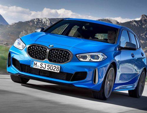 Der neue BMW 1er F40