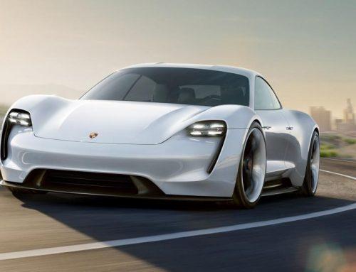 Porsche Taycan: Der erste rein elektrische Sportwagen von Porsche