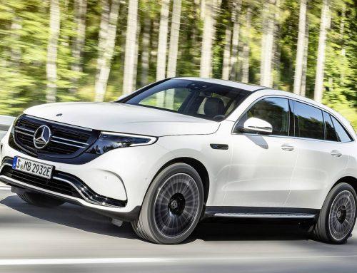 Mercedes EQC: Der neue Elektro SUV ab jetzt bestellbar