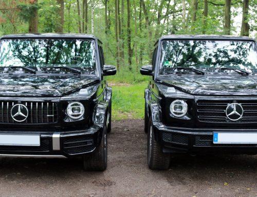 Neue G-Klasse Testbericht: Mercedes-Benz G 500 oder G 63 AMG