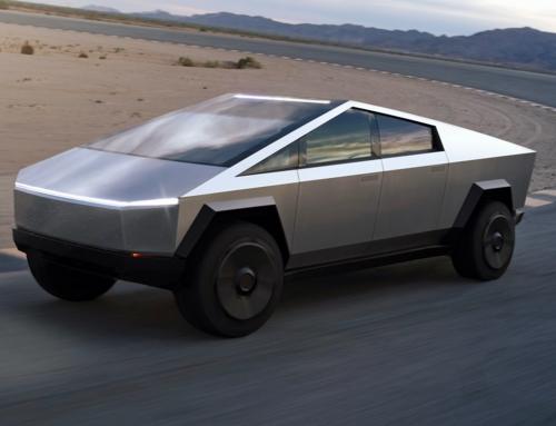 Tesla Cybertruck: Der futuristische Elektro-Pick-up – Vorbestellungen gehen durch die Decke