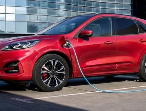 Den neue Ford Kuga Plug-in-Hybrid leasen